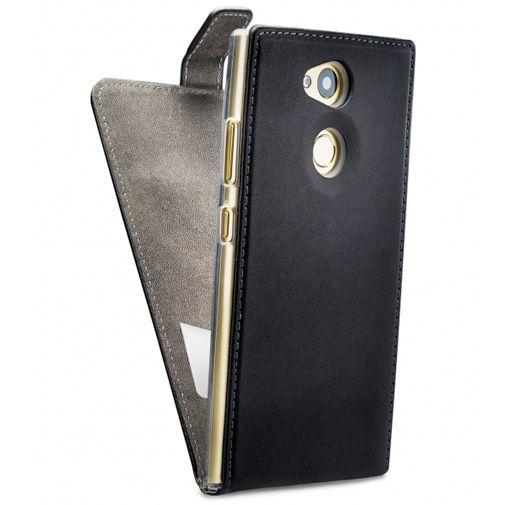 Mobilize Classic Gelly Flip Case Black Sony Xperia L2