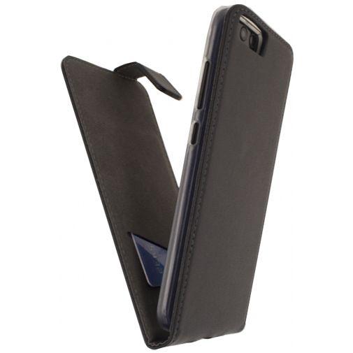 Mobilize Classic Gelly Flip Case Black Xiaomi Mi 6