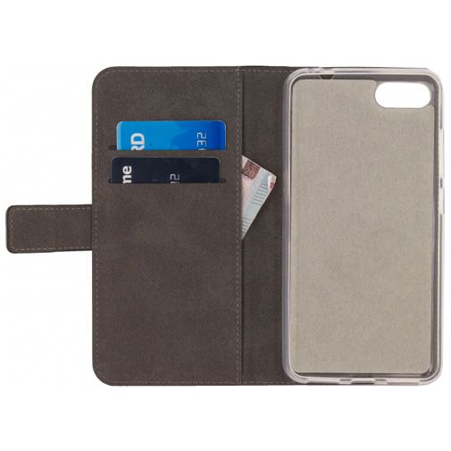 Mobilize Classic Gelly Wallet Book Case Asus Zenfone 4 Max (5.5)