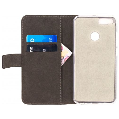 Mobilize Classic Gelly Wallet Book Case Black Xiaomi Mi A1