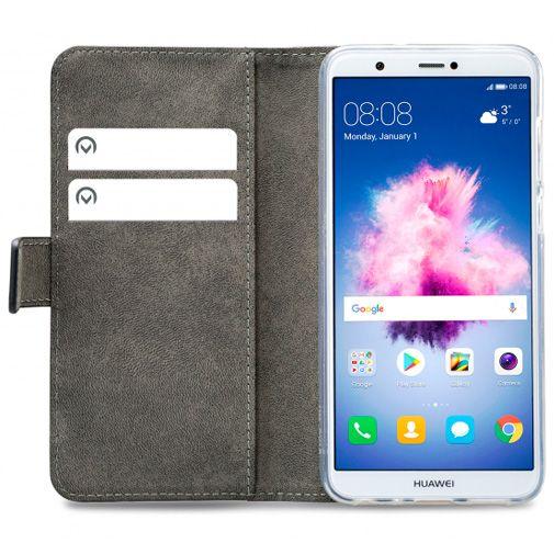 Productafbeelding van de Mobilize Classic Gelly Wallet Book Case Black Huawei P Smart