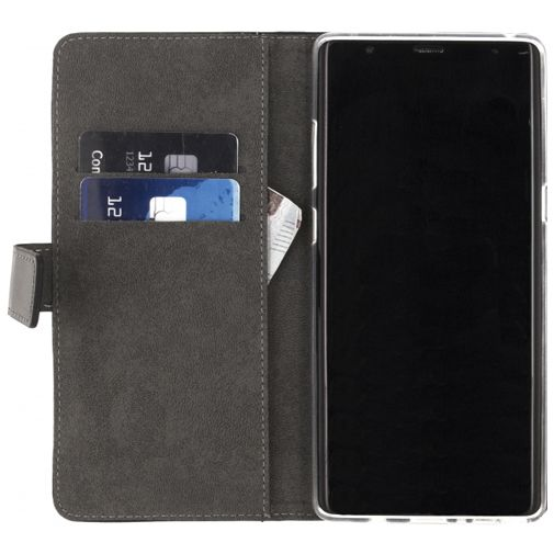 Mobilize Classic Gelly Wallet Book Case Black Samsung Galaxy Note 8