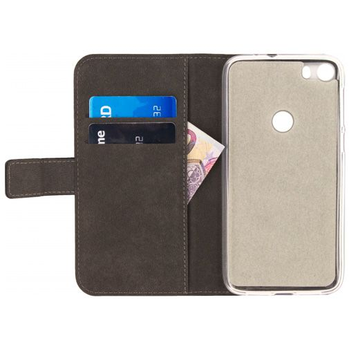 Mobilize Classic Gelly Wallet Book Case Black Alcatel IDOL 5