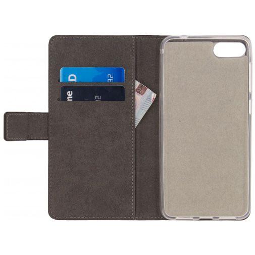 Mobilize Classic Gelly Wallet Book Case Black Asus Zenfone 4 Max (5.2)