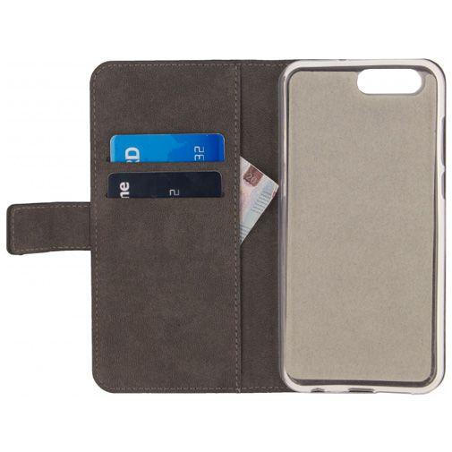 Mobilize Classic Gelly Wallet Book Case Black Asus Zenfone 4