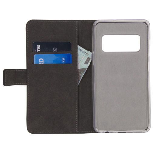 Mobilize Classic Gelly Wallet Book Case Black Asus Zenfone AR