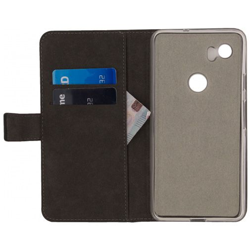 Mobilize Classic Gelly Wallet Book Case Black Google Pixel 2 XL