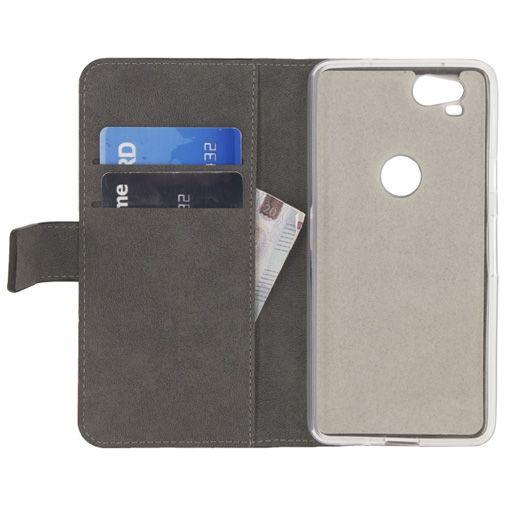 Productafbeelding van de Mobilize Classic Gelly Wallet Book Case Black Google Pixel 2