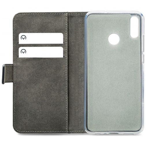 Mobilize Classic Gelly Wallet Book Case Black Honor 8X
