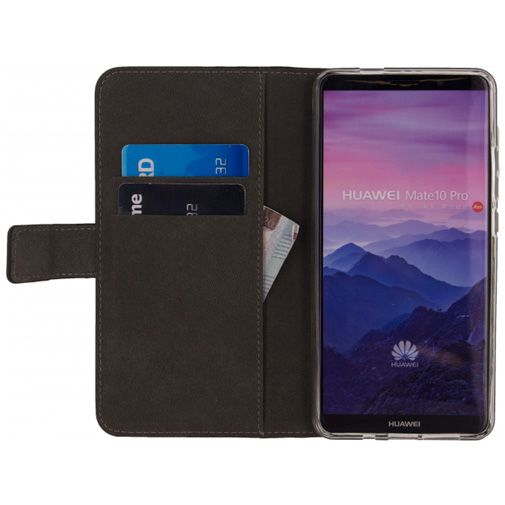 Mobilize Classic Gelly Wallet Book Case Black Huawei Mate 10 Pro