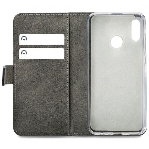 Productafbeelding van de Mobilize Classic Gelly Wallet Book Case Black Huawei P Smart (2019)/Honor 10 Lite
