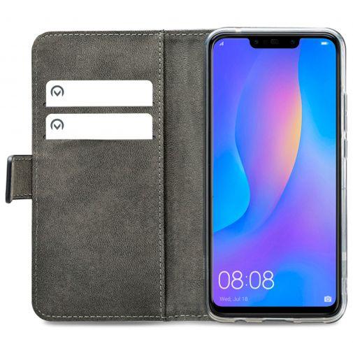 Mobilize Classic Gelly Wallet Book Case Black Huawei P Smart+/Huawei Nova 3i
