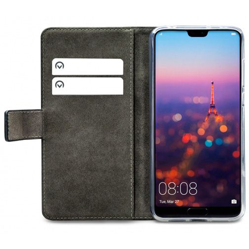 Mobilize Classic Gelly Wallet Book Case Black Huawei P20 Pro