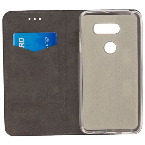 Mobilize Premium Gelly Book Case Black LG V30