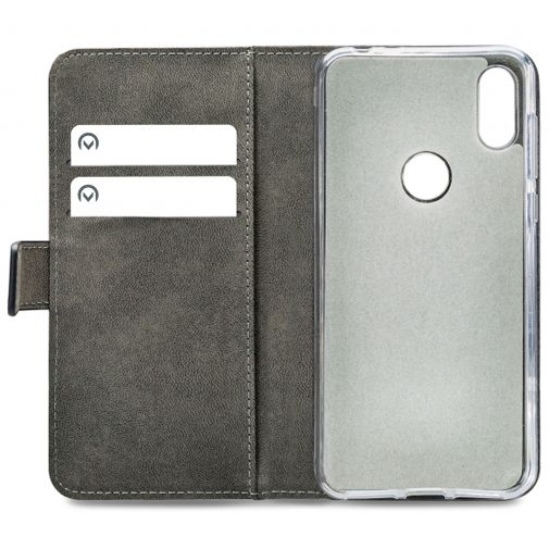 Mobilize Classic Gelly Wallet Book Case Black Motorola One
