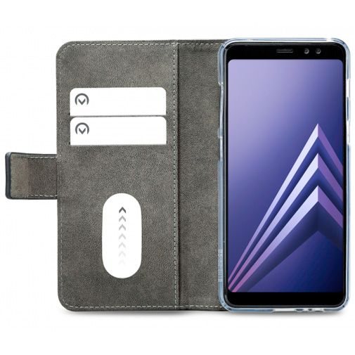 Mobilize Classic Gelly Wallet Book Case Black Samsung Galaxy A8 (2018)