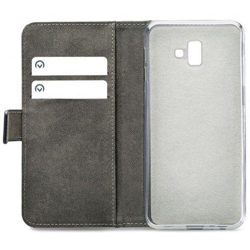 Mobilize Classic Gelly Wallet Book Case Black Samsung Galaxy J6+