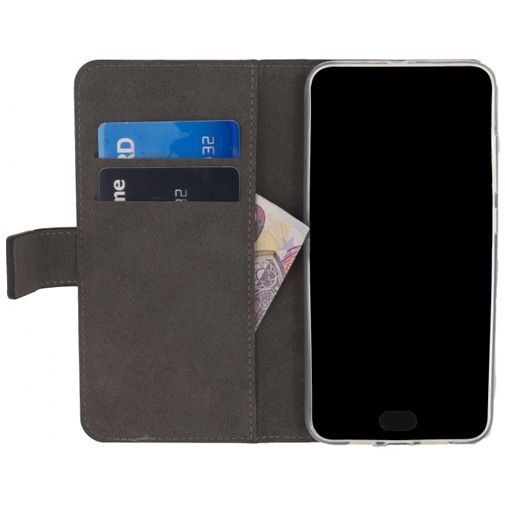Mobilize Classic Gelly Wallet Book Case Black Xiaomi Mi 6
