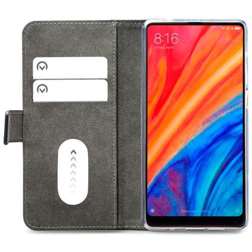 Mobilize Classic Gelly Wallet Book Case Black Xiaomi Mi Mix 2S