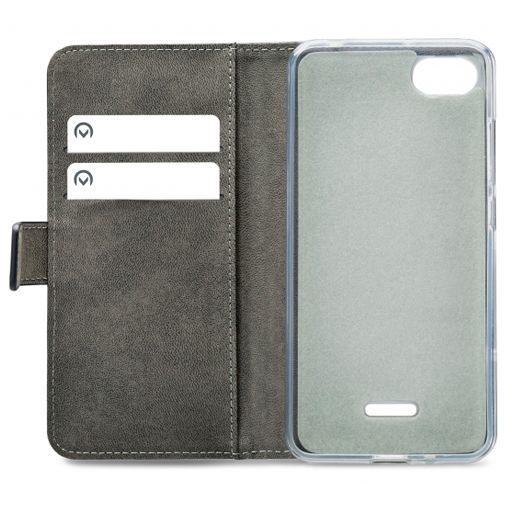 Mobilize Classic Gelly Wallet Book Case Black Xiaomi Redmi 6A