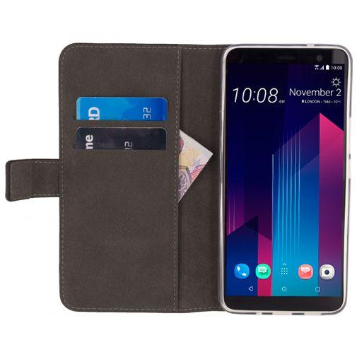 Mobilize Classic Wallet Book Case Black HTC U11+