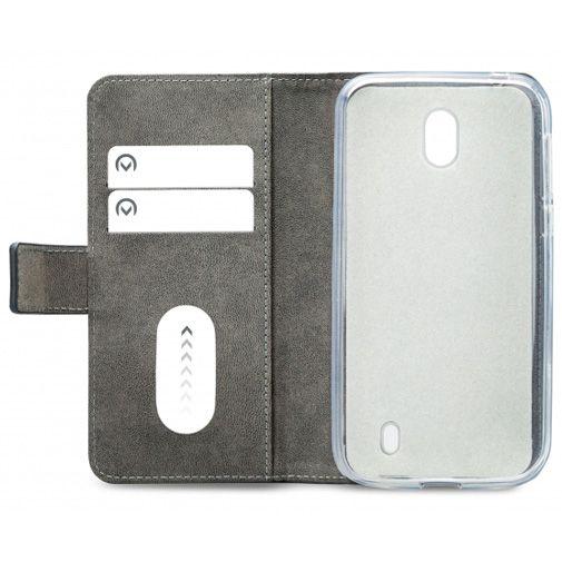 Mobilize Classic Gelly Wallet Book Case Black Nokia 1