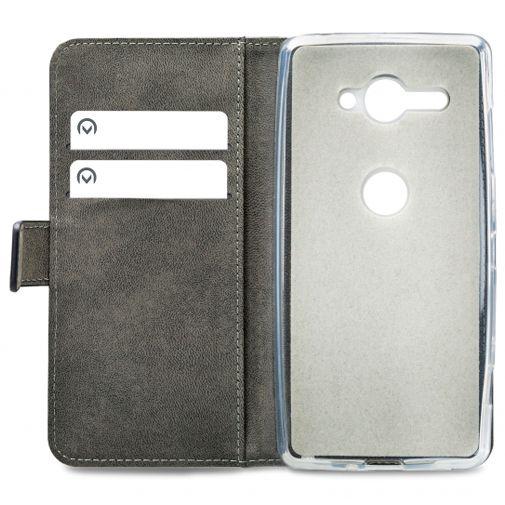 Productafbeelding van de Mobilize Classic Gelly Wallet Book Case Black Sony Xperia XZ2 Compact