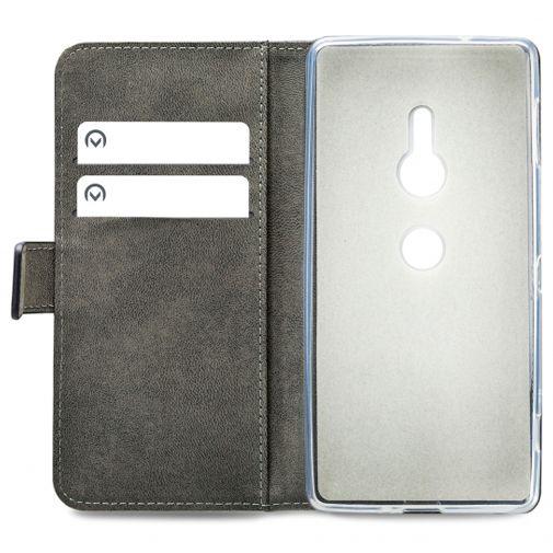 Productafbeelding van de Mobilize Classic Gelly Wallet Book Case Black Sony Xperia XZ2