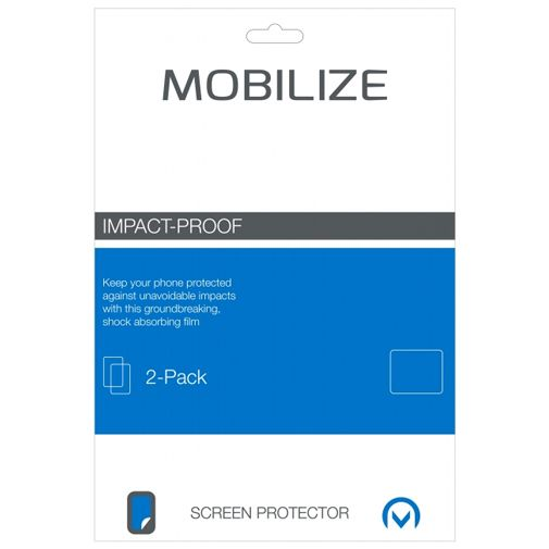 Mobilize Clear Screenprotector Sony Xperia L3 2-Pack