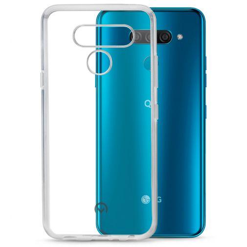 Productafbeelding van de Mobilize Gelly Case Clear LG Q60/K50