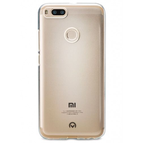 Mobilize Gelly Case Clear Xiaomi Mi A1