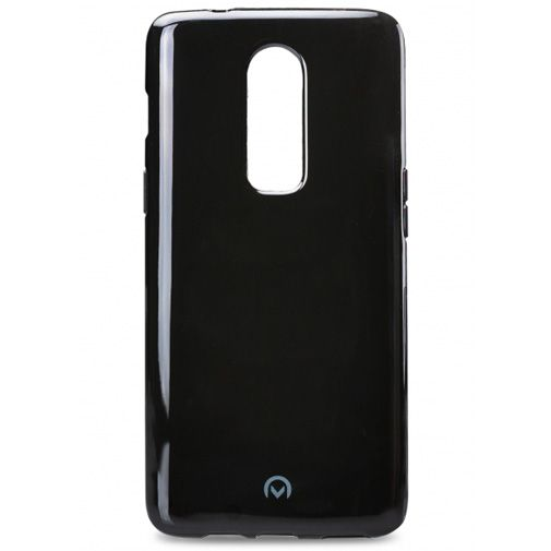 Productafbeelding van de Mobilize Gelly Case Black OnePlus 6