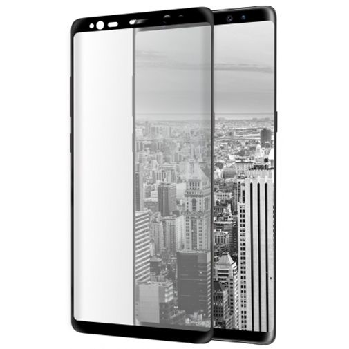 Mobiparts Curved Glass Screenprotector Samsung Galaxy Note 8