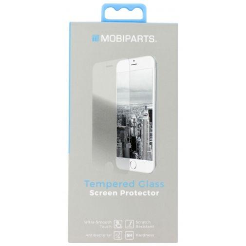 Productafbeelding van de Mobiparts Curved Glass Screenprotector Sony Xperia XA2 Plus
