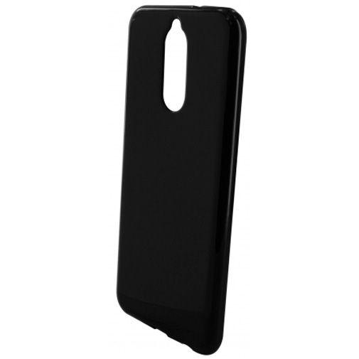 Mobiparts Essential TPU Case Black Huawei Mate 10 Lite
