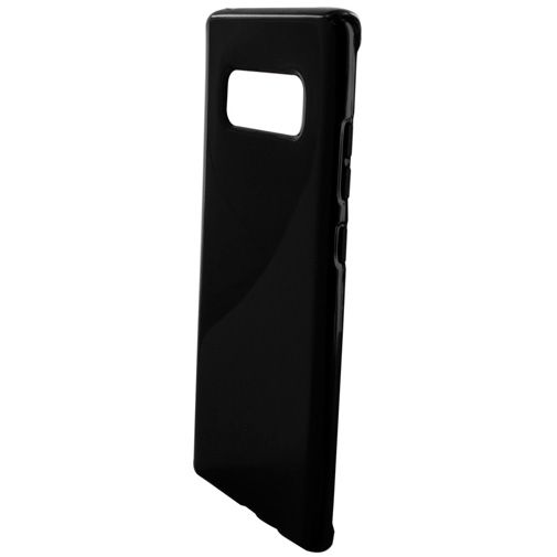Mobiparts Essential TPU Case Black Samsung Galaxy Note 8