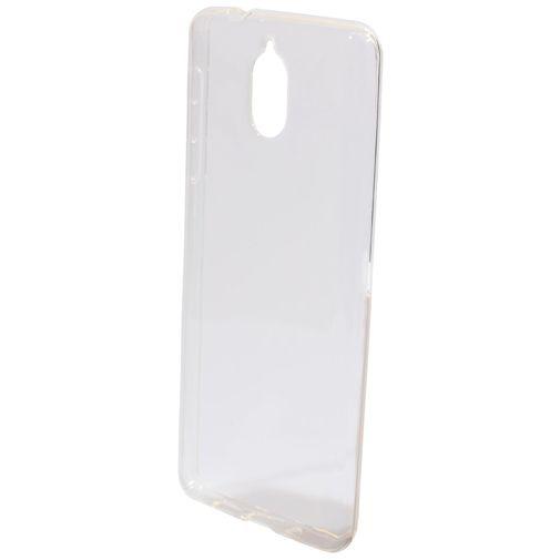 Mobiparts Essential TPU Case Transparent Nokia 3.1