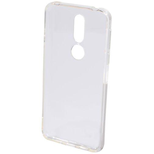 Mobiparts Essential TPU Case Transparent Nokia 7.1