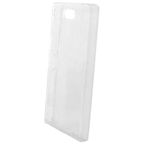 Mobiparts Essential TPU Case Transparent Sony Xperia XZ1 Compact