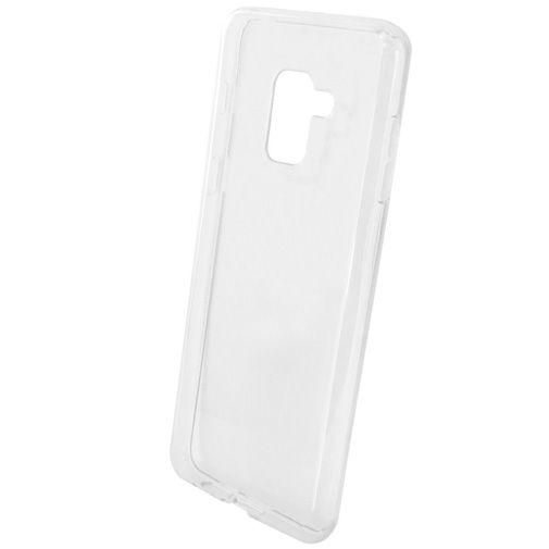 Productafbeelding van de Mobiparts Essential TPU Case Transparent Galaxy A8 (2018)