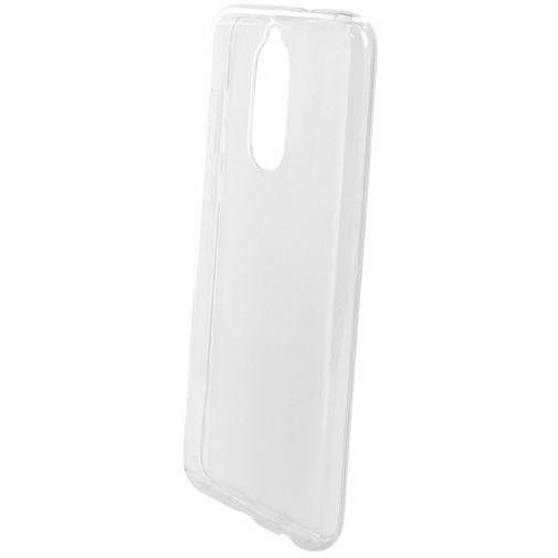 Mobiparts Essential TPU Case Transparent Huawei Mate 10 Lite