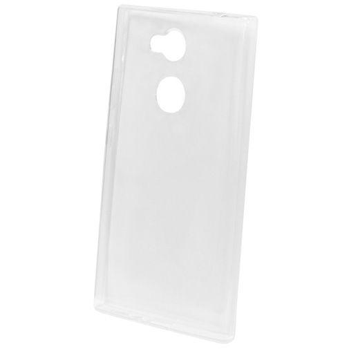 Productafbeelding van de Mobiparts Essential TPU Case Transparent Sony Xperia L2