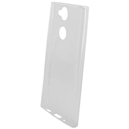 Productafbeelding van de Mobiparts Essential TPU Case Transparent Sony Xperia XA2