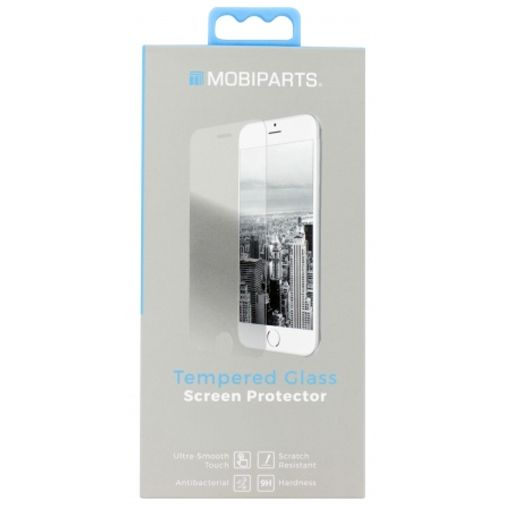 Mobiparts Tempered Glass Screenprotector Sony Xperia XZ2 Compact