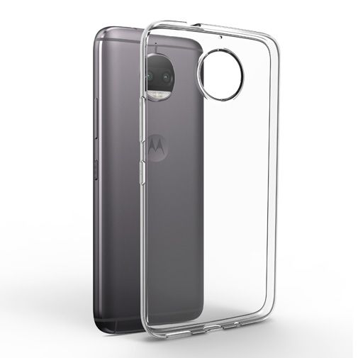 Motorola Back Cover Transparent Moto G5s