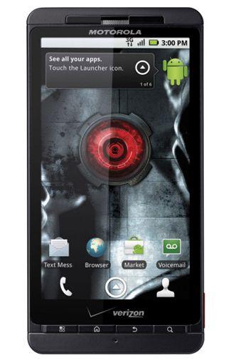 Motorola Droid X EU
