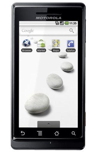 Productafbeelding van de Motorola Milestone - NL