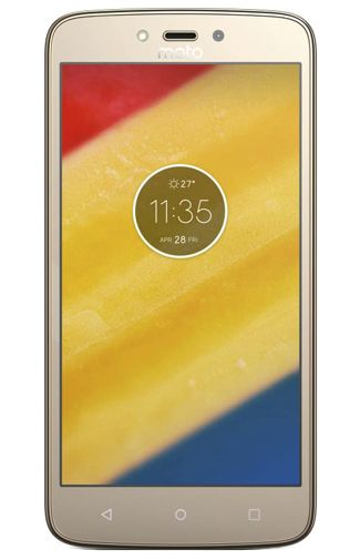 Productafbeelding Motorola Moto C Plus 16GB Gold