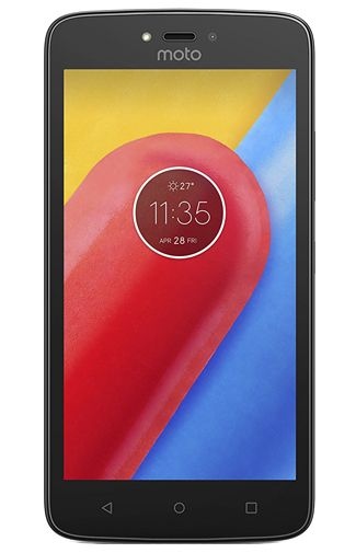 Productafbeelding Motorola Moto C Plus 16GB Red