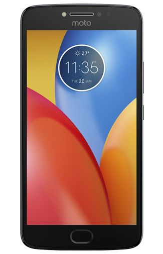 Productafbeelding van de Motorola Moto E4 Plus Single Sim Grey